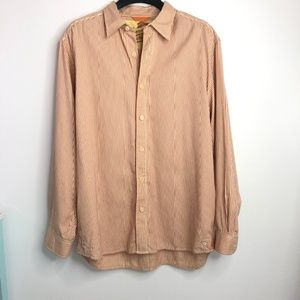 Mens Tommy Bahama Relax Long Sleeve Button Down L